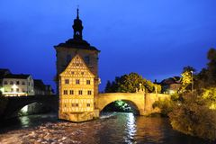 Bamberg in Germany Stock Photos