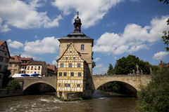 Bamberg in Germany Royalty Free Stock Image