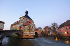 Bamberg, Germany Royalty Free Stock Photography