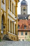 Bamberg Germany-historical old town royalty free stock image