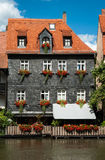 Bamberg hus Royaltyfri Foto