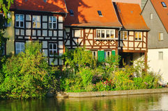 Bamberg Little Venice Stock Photography