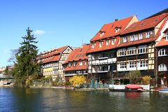 Bamberg - Little Venice Stock Photo