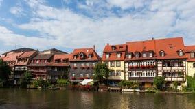 Bamberg Little Venice Stock Photos