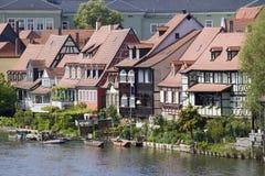 Bamberg Little Venice, Germany Stock Image