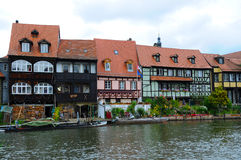 Bamberg little venice Stock Photo