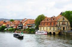 Bamberg little venice Stock Image