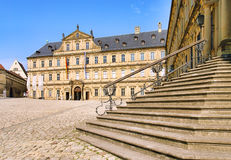 Bamberg New Palace Stock Photo