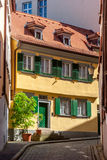 Bamberg  - old town Stock Photography
