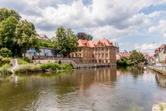 Bamberg  - old town world Heritage Royalty Free Stock Image
