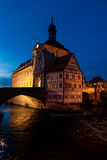 Bamberg Old Townhall Stock Photography