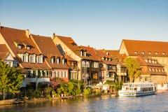 Bamberg peu de Venise Photo libre de droits