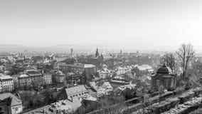Bamberg pintoresca Imagen de archivo libre de regalías