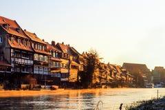 Bamberg pintoresca Fotos de archivo libres de regalías