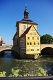 Bamberg Rathaus Royalty Free Stock Photography