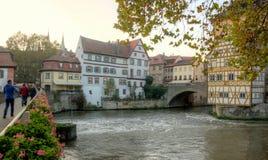 Bamberg-Rathaus Lizenzfreie Stockbilder