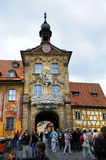 Bamberg town hall Stock Image