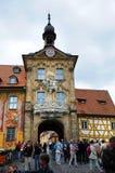 Bamberg town hall Stock Image