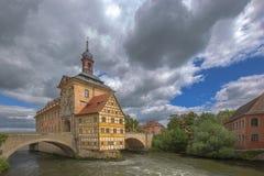 Bamberg Town Hall royalty free stock image