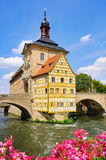 Bamberg townhall Royalty Free Stock Photo