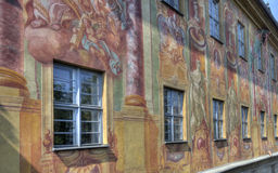 Bamberg Townhall, Allemagne Images libres de droits