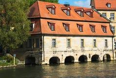 Bamberg Tyskland Royaltyfria Foton