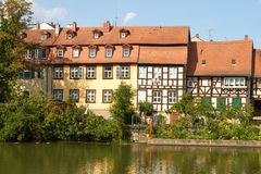 Bamberga Imagens de Stock Royalty Free