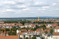 Bamberga Fotografia de Stock