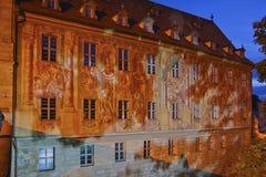 Bamberga Fotografie Stock Libere da Diritti