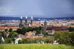 Bamberga, Alemanha Foto de Stock Royalty Free