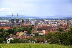 Bamberga, Alemanha Imagem de Stock Royalty Free