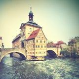 Bamberga em Alemanha fotografia de stock royalty free