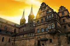 Bamberga, Germania Fotografia Stock