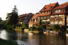 Bamberga pouca Veneza Imagens de Stock