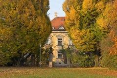 Bamberger Haus Lizenzfreie Stockbilder