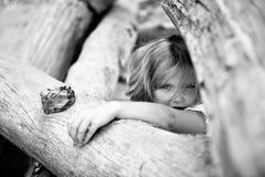 Bambina Immagine Stock Libera da Diritti