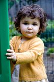 Bambina Fotografia Stock