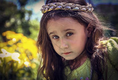 Bambina del bambino fotografie stock libere da diritti