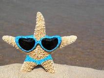 Bambina del bikini Fotografie Stock Libere da Diritti