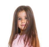 Bambina del ritratto immagini stock libere da diritti