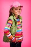 Bambina di fascino Fotografie Stock