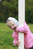 Bambina di grido fotografia stock libera da diritti