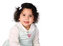 Bambina graziosa immagini stock