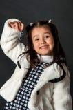 Bambina sveglia Immagine Stock Libera da Diritti