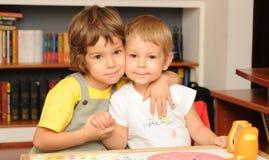 Bambine Immagini Stock Libere da Diritti
