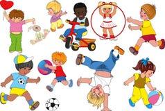 Bambini Fotografia Stock