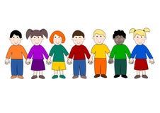 Bambini Immagini Stock Libere da Diritti