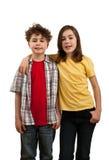 Bambini Fotografia Stock Libera da Diritti