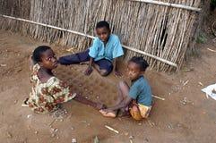 Bambini africani Fotografie Stock Libere da Diritti
