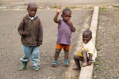 Bambini africani Immagini Stock